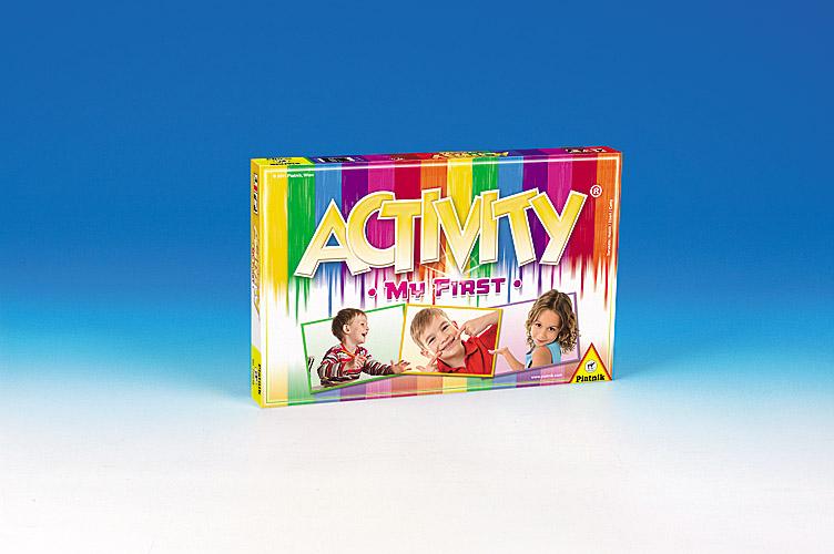 Activity MyFirst