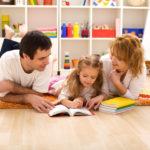 Olvasson hangosan a gyereknek, okos lesz tőle!