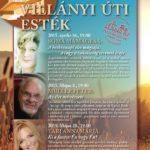 Három karizmatikus előadó, három érdekfeszítő előadás a Villányi Úti Esték sorozatban