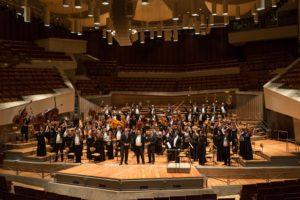 Koncert a Pannon Filharmonikusokkal a Felelős Szülők Iskolája ajánlásával.