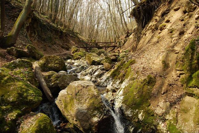 Magyarország rejtett természeti csodái 7. – A Dera-patak szurdokvölgye