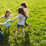 Nyári készségfejlesztő játékok a szabadban