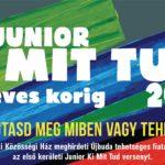 Újbudai Junior Ki Mit Tud 2016.