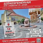 Mozaik Múzeumtúra Székesfehérváron – 9 helyszínen ingyen belépéssel