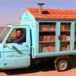 Libro Paradiso, egy vándorkönyves délről