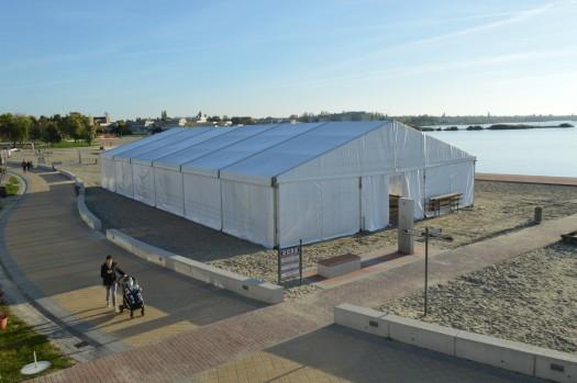 Jég a parton – új műjégpálya nyílik a Velence korzón