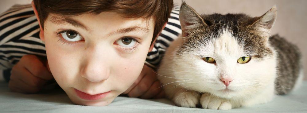 Jót tesz a háziállat a gyerekek személyiségfejlődésének