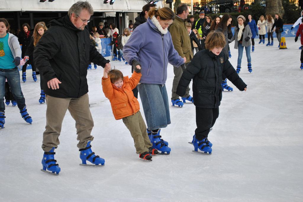 Elstartolt a téli szünet 1. Hogyan mocorogjon a család, ha fekete a karácsony?