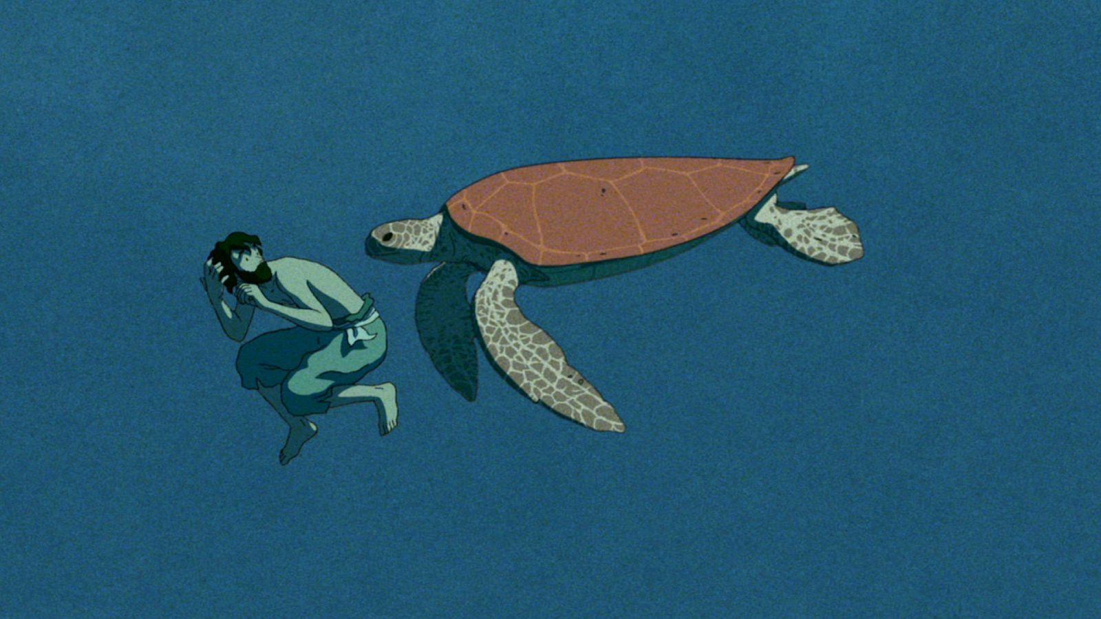 Filmajánló: A vörös teknős