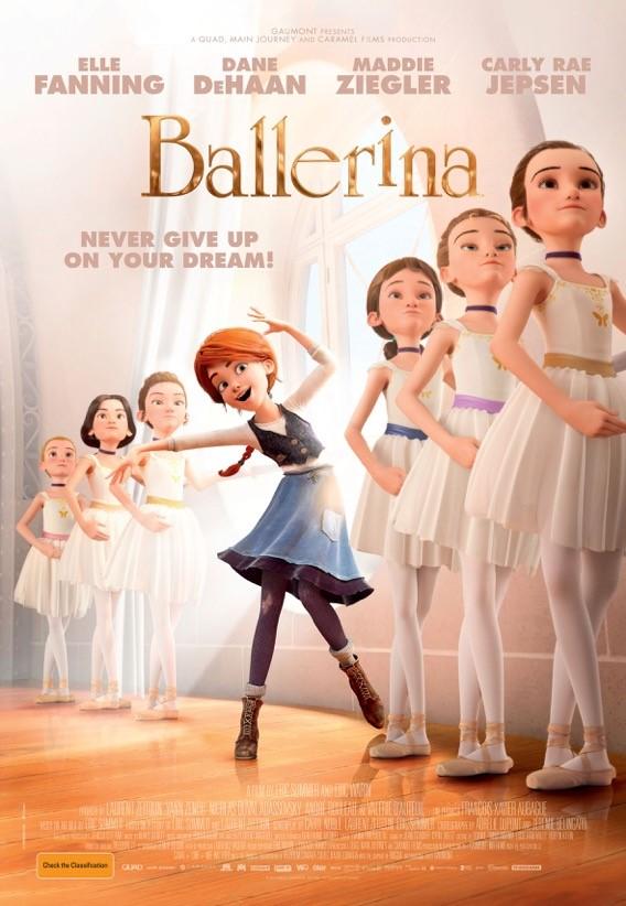 Filmajánló: Balerina