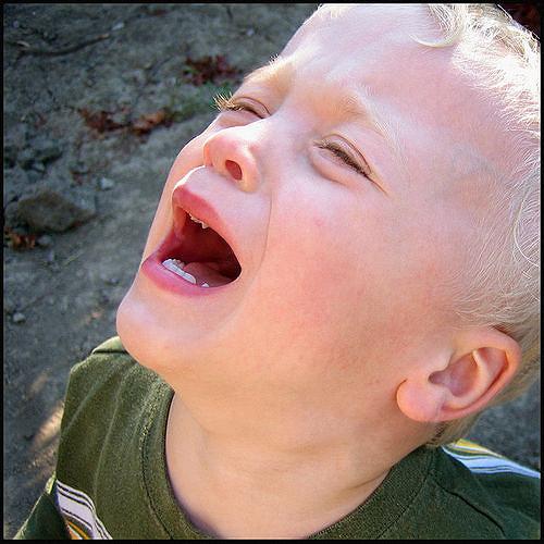 Négy trükk, amivel lecsitíthatod a tomboló-bömbölő gyermeked