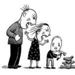 Kiabálás a gyerek előtt: mit okoz benne?