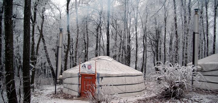 Téli jurtakaland Dobogókőn – ki kell próbálnotok!