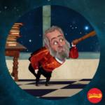 Happy Birthday Galileo Galilei ! – Nélküle mit sem tudnánk a naprendszerről…