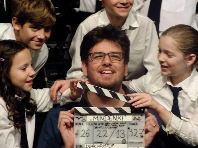 Oscart kaptak a gyerekek – MINDENKI az Élet iskolájába kalauzol el