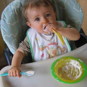 A kisgyermektáplálás öt aranyszabálya