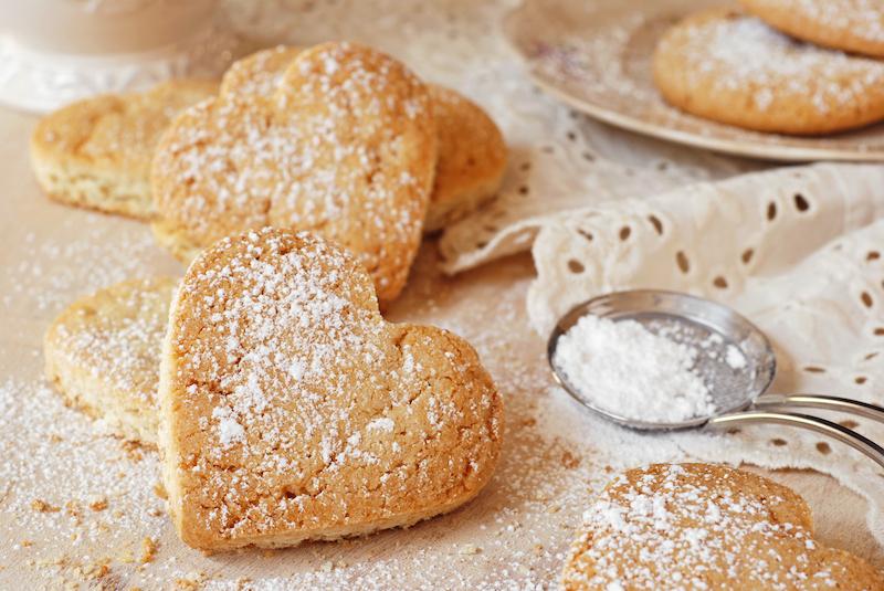 Édes Valentin-napi receptek gyerekeknek