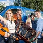 Cimbaliband: Recycle lemezbemutató koncert
