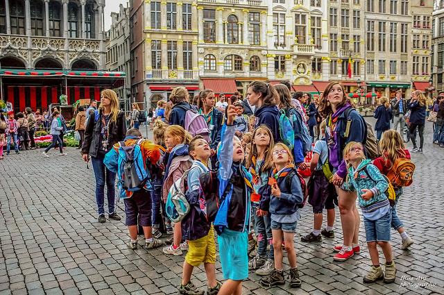 Okosabbak azok a gyerekek, akik többet utaznak