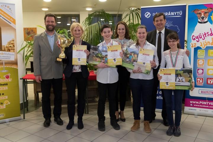 Ismét nagy sikert aratott a BankVelem Program pénzügyi tudásversenye