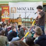 Előtérben a művészetek – Mozaik Múzeumtúra iskolai edukációs program Kistarcsán