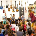 Legyen a zenéé a főszerep!  – múzeumpedagógiai edukációs program