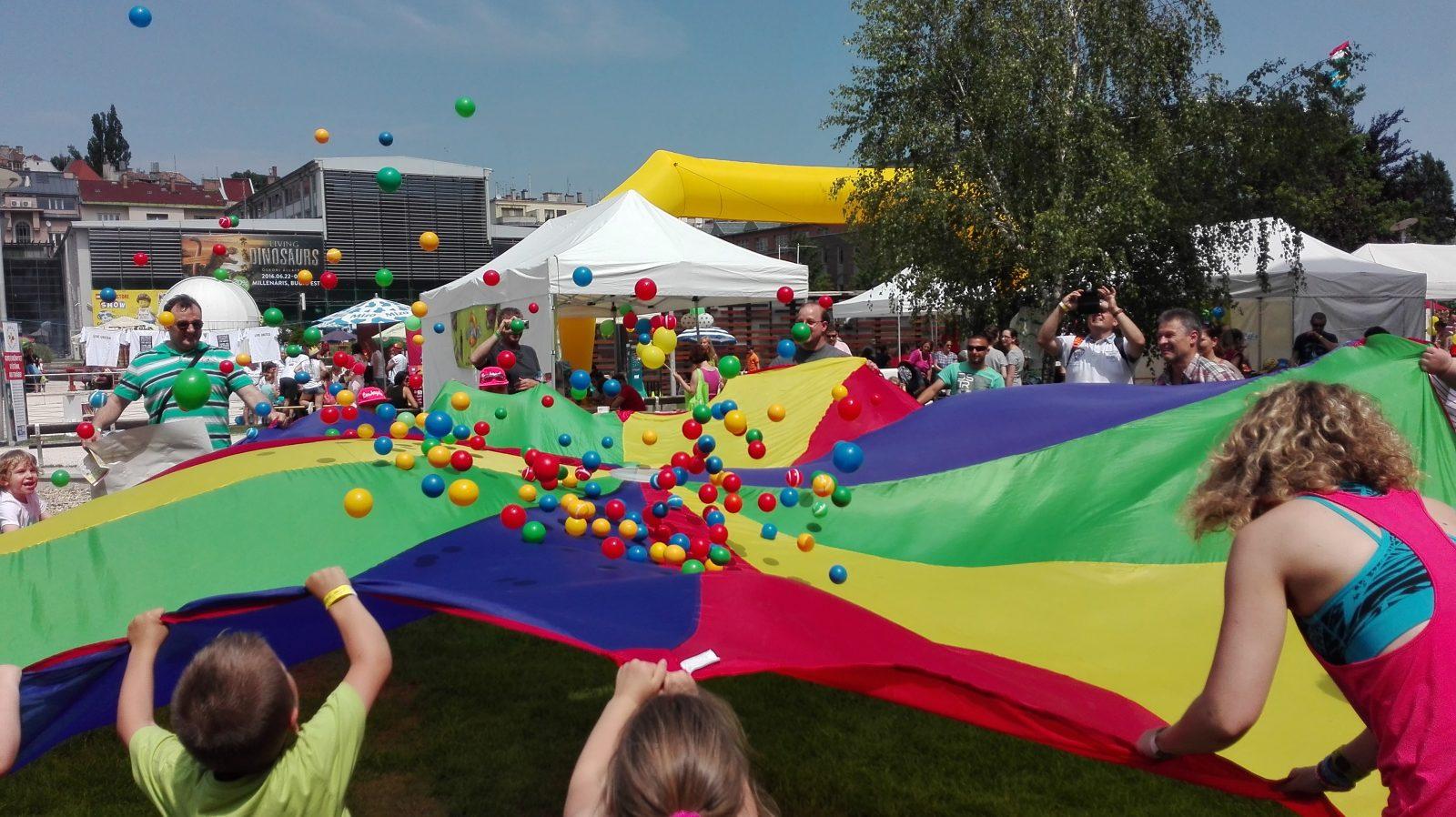 Minimax Élménysziget a PlayKID – Minimax Gyermeknapon
