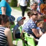 Gyermeknap a Várkert Bazárban
