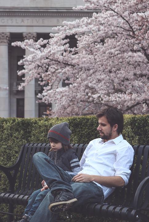 Lehet, hogy időnként az apa a fontosabb?