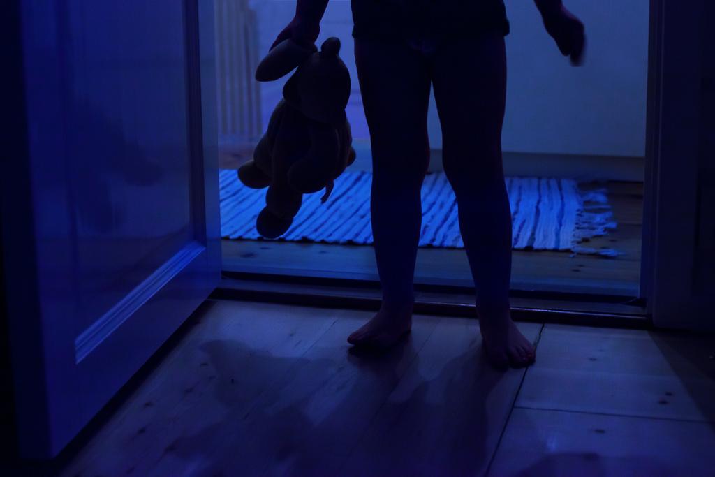 Az éjszakai nyugtalanság bajt jelez