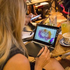 A digitális rajzolás élménye