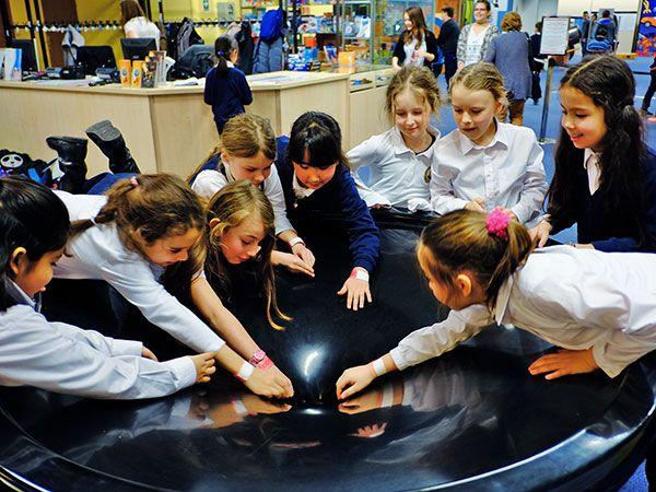Iskolai csoportok, figyelem! Hétköznapi csodák és tudományos kalandok várnak rátok