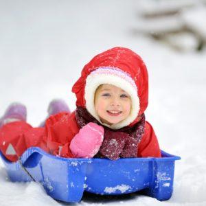 Kisgyerekek téli ruházata