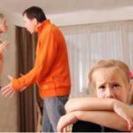 A szülői veszekedés hatása a gyermekre