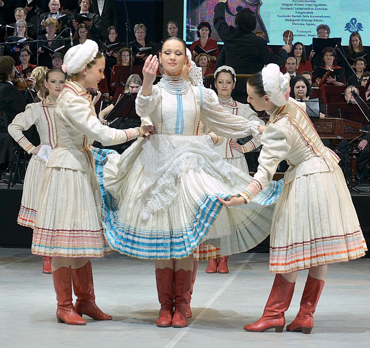 Újévi tánckoncerttel zárul a Kodály-év