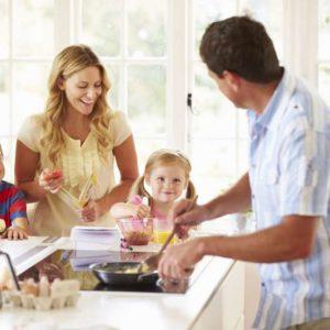 Házimunka = női munka? Beszélgetés a fiammal