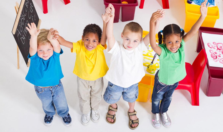A gyerekek testi-lelki egyensúlyának erősítése öt egyszerű módszer segítségével