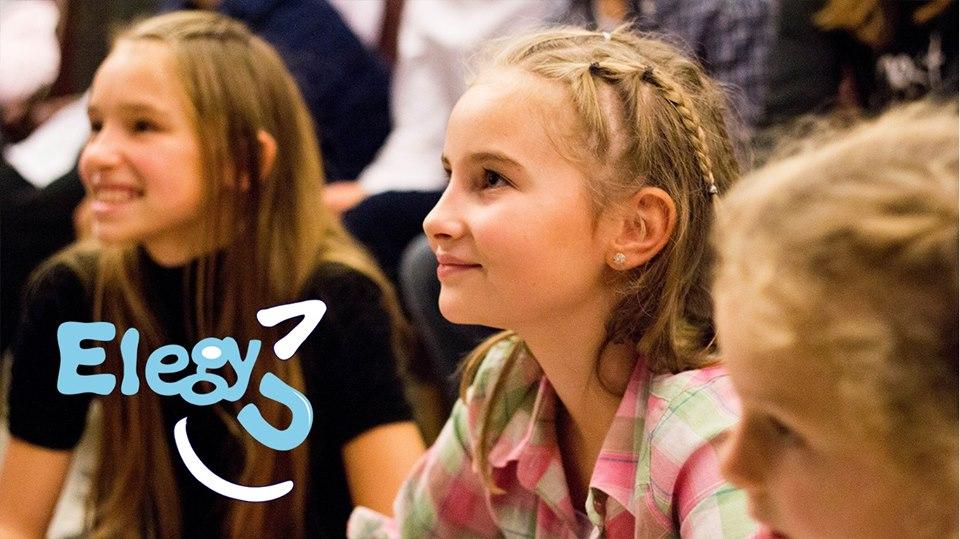 ELEGY UV – Inkluzív szín-játszó-ház 8-12 éves gyerekeknek