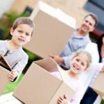 Költözés kisgyerekkel – tippek