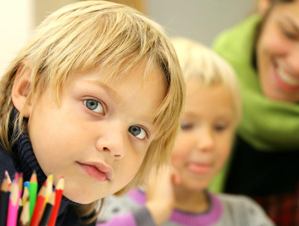 Már egy ötéves gyermek is érti, miért fontos a jótékonykodás