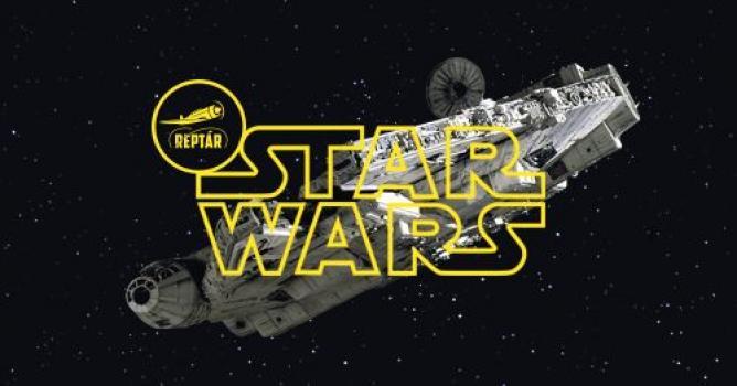Star Wars időszaki kiállítás a RepTár Szolnoki Repülőmúzeumban