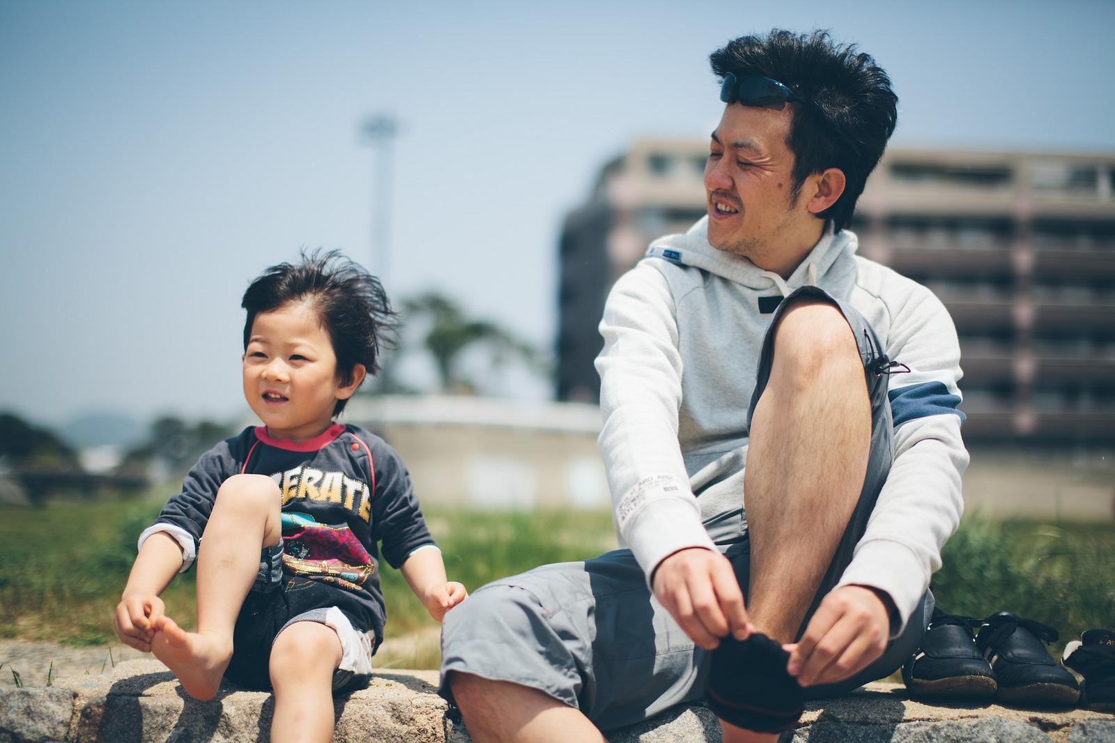 Az apa szerepe a gyermeknevelésben