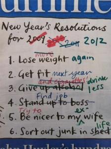 Neked sem működnek az újévi fogadalmak? Mi lehet ennek az oka?