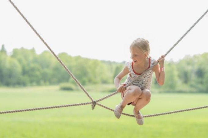 Bátorítsd a gyereked, hogy vállaljon kockázatot