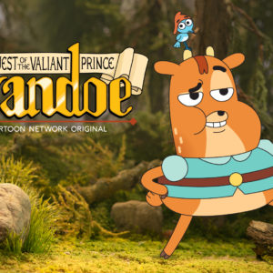 Vadonatúj, dán animációs sorozat a Cartoon Networkön
