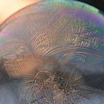 Jéggé fagyott buborék: ezt ki kell próbálni