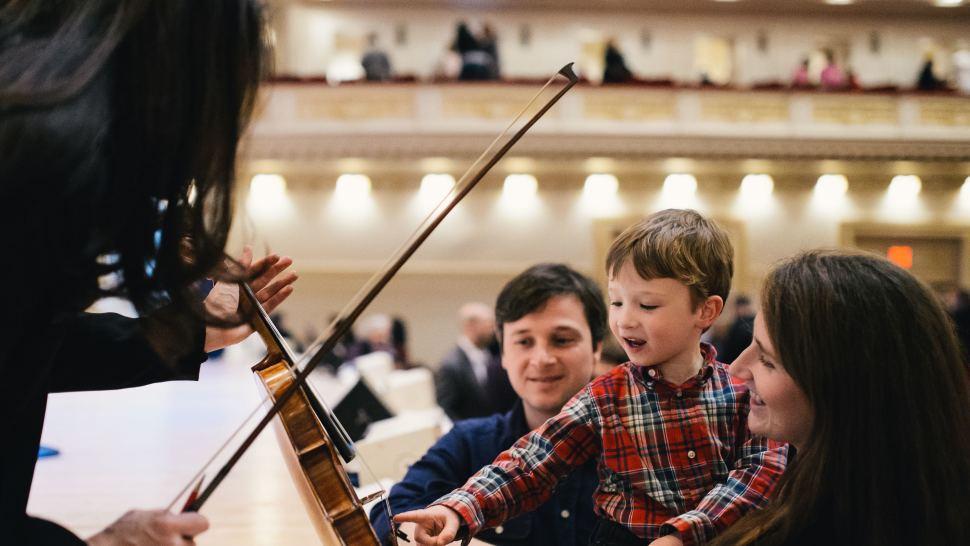 HANGold össze a családod! 5 ok, amiért a koncertbérlet szuperhatékony családösszetartó módszer