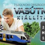 Vasútmodellek és vasúttörténet Szolnokon