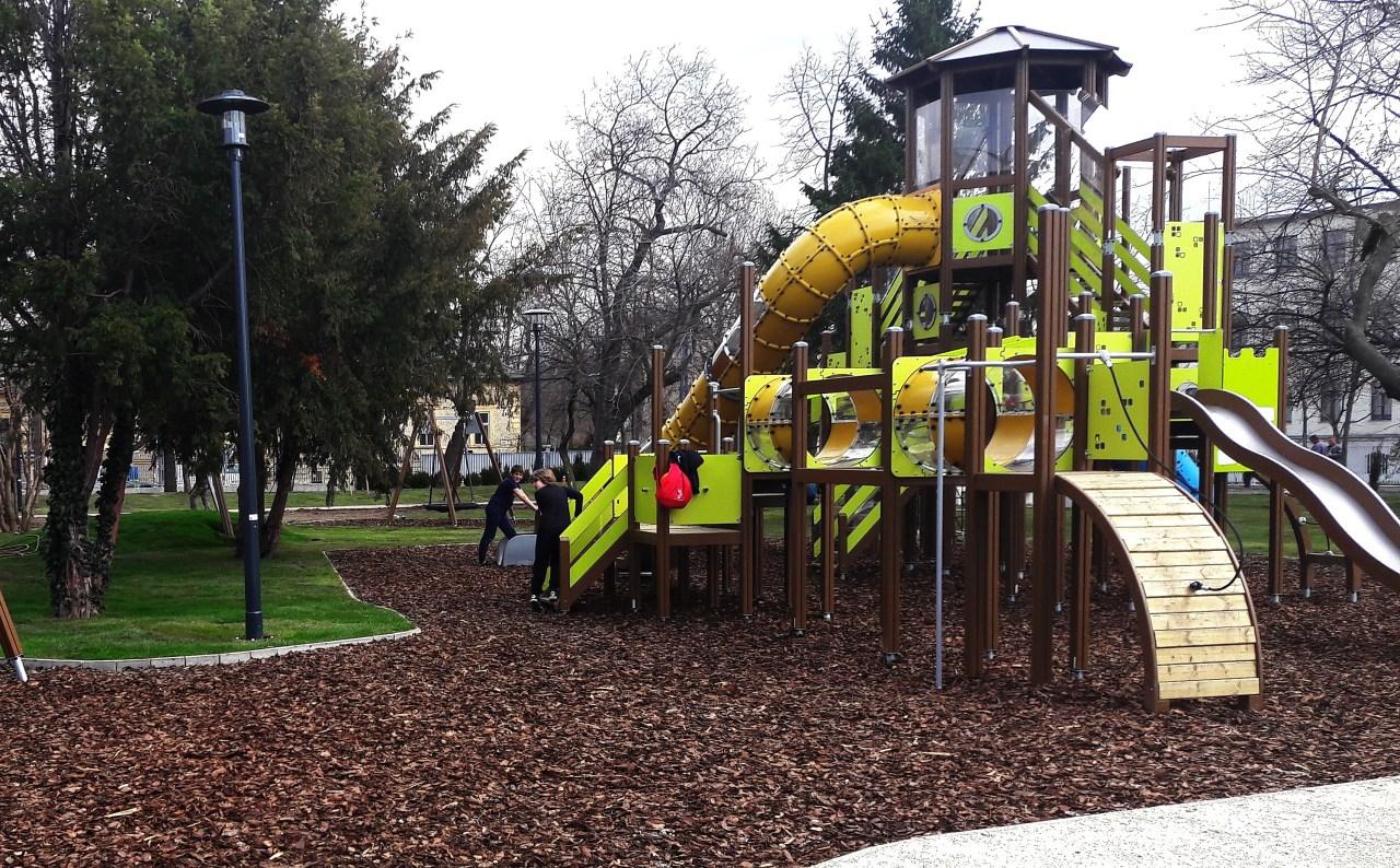Családi nappal készül az újranyílt Orczy-park