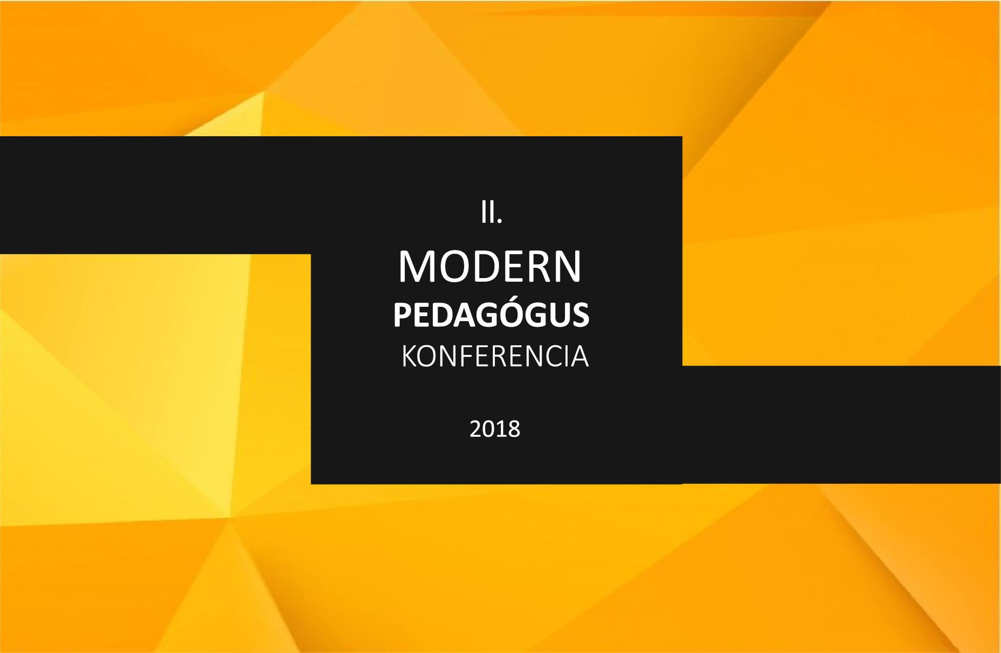 Modern Pedagógus Konferencia az Európa Hajón